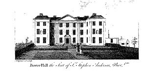 Bower Hall, Essex - John Chapman 'del et sculp, Muilman (1772)